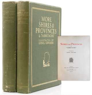 "Shires and Provinces by ""Sabretache"". [With] More Shires and Provinces"