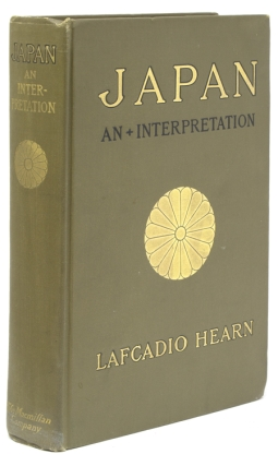 Japan An Attempt at Interpretation. Lafcadio Hearn.