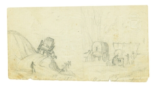 6 small sketches. William R. Wheeler