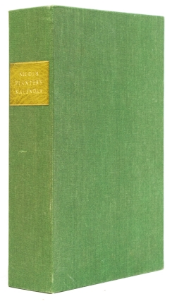 The Planter's Kalender; or the Nurseryman's and Forester's Guide...Edited and Collected by Edward Sang