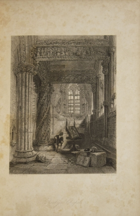 Illustrations to the Poetical and Prose Works of Sir Walter Scott, Bart...from Drawings by George Cattermole, Esqre