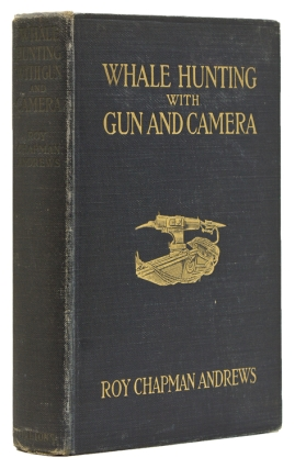 Whale Hunting with Gun and Camera. Whales, Roy Chapman Andrews
