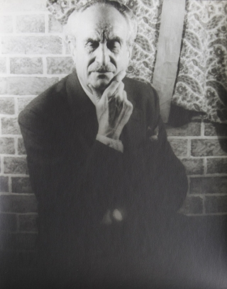 Portrait Photograph of Adolfo Best Maugard