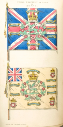 The Third Regiment of the Foot, or The Buffs; Formerly designated the Holland Regiment. Containing an Account of Its Origin in the Reign of Queen Elizabeth, and of its subsequent Services to 1838
