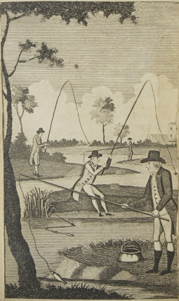 The Young Angler's pocket companion; or, a new and complete treatise on the art of angling, as may be practised with success in every river in England; ... the art of making artificial flies, etc. To which is now added, a new and most successful method of trolling and laying trimmers ... Together with the best method of Smelt fishing