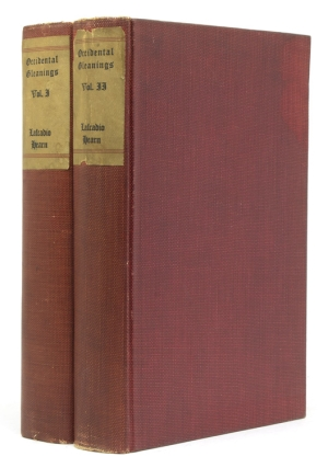 Occidental Gleanings by...Sketches and Essays Now First Collected by Albert Mordell