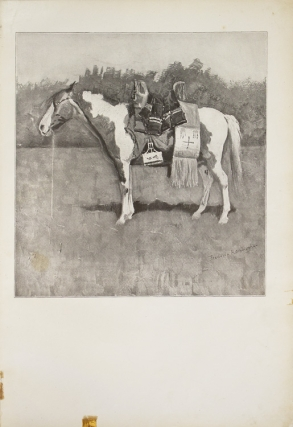 Done in the Open, Drawings by Frederic Remington, with an Introduction and Verses by Owen Wister