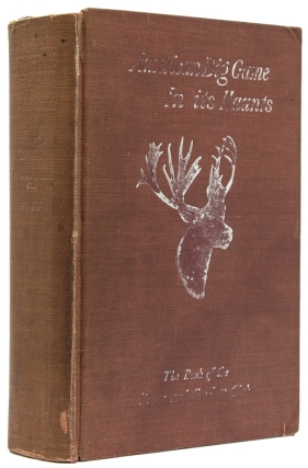 American Big Game in Its Haunts. The Book of the Boone and Crockett Club