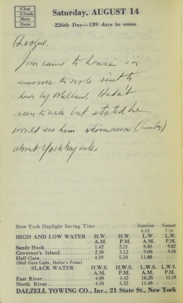An archive of materials belonging to John Clarke Kennedy concerning his involvement in Yachting, Inc., publishers of Yachting Magazine, and the eventual merging of Yachting, Inc. into Kelmo Corporation, which the Kennedy family controlled