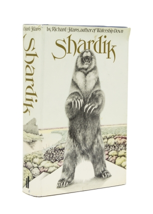 Shardik. Richard Adams.